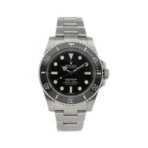 Rolex 114060 Acier Submariner (No Date) 40mm occasion