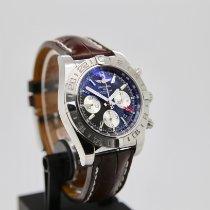 Breitling Chronomat 44 GMT Staal 44mm Bruin Geen cijfers Nederland, Velp