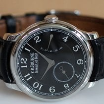 F.P.Journe Platinum Manual winding 38mm pre-owned Souveraine