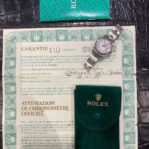 Rolex Oyster Perpetual Lady Date new 1995 Automatic Watch with original box and original papers 69240