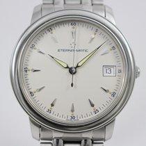 에테르나 스틸 35mm 자동 31X0408 중고시계