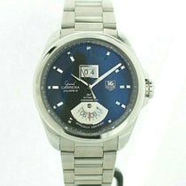 TAG Heuer Grand Carrera Steel 43mm Black United States of America, Florida, Sarasota