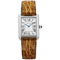 Cartier Tank Solo 2716 pre-owned