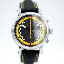 Martin Braun Steel Automatic Black 42mm pre-owned