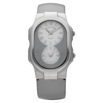 Philip Stein Teslar Acero 31mm Blanco