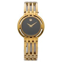 Movado Esperanza Steel 27mm Black No numerals United States of America, Florida, Sarasota