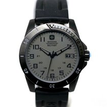 Wenger Steel 42mm Quartz new
