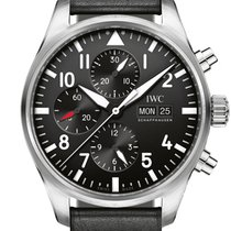 IWC Pilot Chronograph IW377709 2020 nuevo