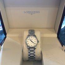 Longines Master Collection Acier 29mm Argent Arabes France, Bordeaux