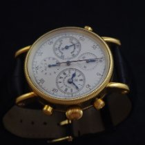 Chronoswiss Yellow gold 2008 38mm pre-owned