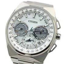 Citizen Promaster Sky Titanium 45.4mm White
