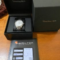 Hamilton Jazzmaster Viewmatic Steel 40mm Silver United States of America, DC, Washington