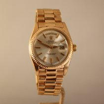 Rolex Day-Date 36 Or rose 36mm Or Sans chiffres