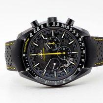 Omega Speedmaster Professional Moonwatch Ceramica 42mm Nero Senza numeri Italia, l'aquila