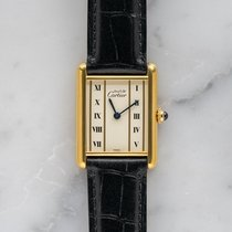 Cartier Tank Vermeil 590005 1980 occasion