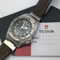 Tudor Steel Automatic Tudor Black Bay P01 70150 Almost like new 2020 Box & P Mint pre-owned New Zealand, Auckland