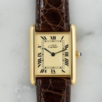 Cartier Tank (submodel) 681006 1980 occasion