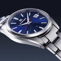 Seiko Grand Seiko Acero 40mm Azul