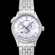 Jaeger-LeCoultre Master Geographic Steel 39mm Silver United States of America, California, Burlingame