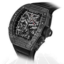 Richard Mille Carbon 49mm Manual winding RM004-V3 CA