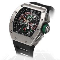 Richard Mille RM11-01 AM TI Titan RM 011 49mm