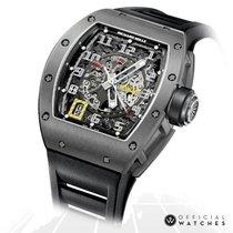 Richard Mille RM 030 nuevo Automático Reloj con estuche y documentos originales RM030 TI