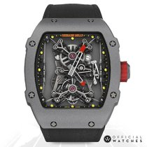 Richard Mille RM 027 Carbon 47mm Transparent No numerals