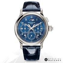 Patek Philippe Perpetual Calendar Chronograph 5372P-001 new