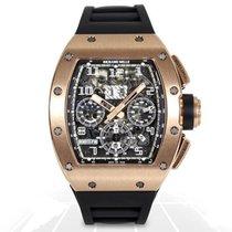 Richard Mille RM011 RG Růžové zlato RM 011 50mm