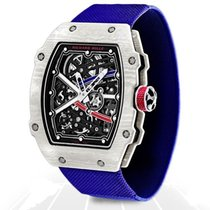 Richard Mille RM 67 47.5mm Transparent No numerals United Kingdom, London