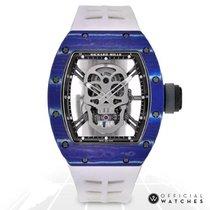 Richard Mille RM 052 Carbon 43mm Proziran Bez brojeva