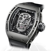 Richard Mille RM 052 Titanium 43mm Transparent No numerals