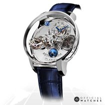 Jacob & Co. Astronomia White gold 50mm Transparent Roman numerals