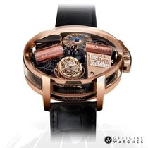 Jacob & Co. OP110.40.AG.AB.A Rose gold 47mm new