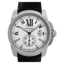 Cartier Calibre de Cartier W7100041 2015 pre-owned