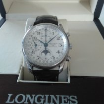 Longines Master Collection Acier 40mm Argent Arabes France, nancray
