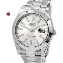 Rolex Datejust II 116300 2015 gebraucht