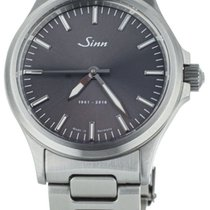 Sinn Steel 39mm Automatic pre-owned United States of America, Illinois, BUFFALO GROVE