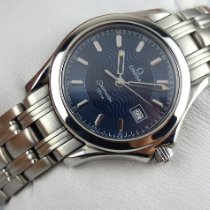 Omega 25718100 Steel 1995 Seamaster 28mm pre-owned
