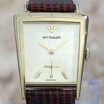 Wittnauer Acier 27mm Remontage manuel Wittnauer 2022 occasion