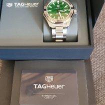 TAG Heuer WAY2015.BA0927 Gold/Steel Aquaracer 300M new