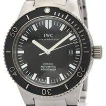 IWC Aquatimer Automatic 2000 IW353601 pre-owned