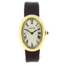 Cartier Baignoire Oro amarillo 23mm