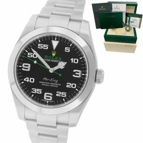 Rolex 116900 Steel Air King 40mm pre-owned United States of America, New York, Massapequa Park