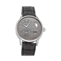 Glashütte Original PanoMaticLunar Steel 40mm Grey No numerals United States of America, Pennsylvania, Bala Cynwyd