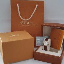 Ebel gebraucht Handaufzug 30mm Weiß Saphirglas