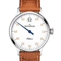 Meistersinger Salthora SH901G New Steel 40mm Automatic