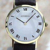 Juvenia Yellow gold 33mm Manual winding Juvenia 18K Solid Gold Watch pre-owned