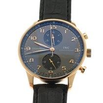 IWC Portugieser Chronograph IW371610 2020 neu