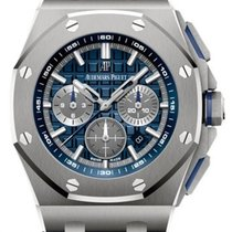Audemars Piguet 26480TI.OO.A027CA.01 Titanium 2019 Royal Oak Offshore 42mm new United States of America, New York, New York